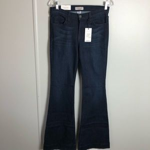 NWT Judy Blue Fitted Trouser Flare Size 11/30